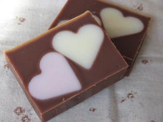チョコハート