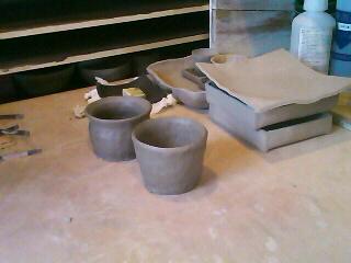 chashikaさんのカップ2個