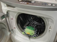 洗濯マシーン