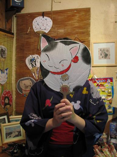 いらっしゃいませ猫屋です~~♪