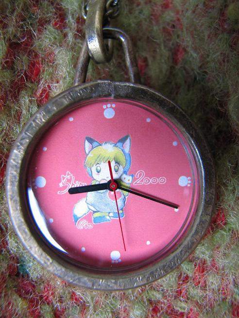 川猫オリジナル時計 015