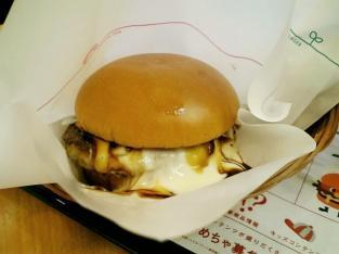 とびきりハンバーグサンド「チーズ」002