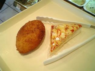 横浜エッセン、食事パン004