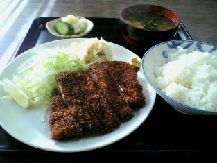 山田ホームレストラン マグロかつ01
