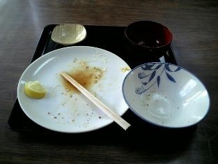 山田ホームレストラン マグロかつ02
