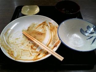 山田ホームレストラン メンチカツ07