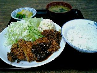 山田ホームレストラン ビフカツ03