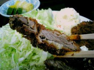 山田ホームレストラン ビフカツ04