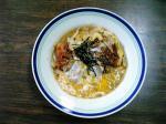 山田ホームレストランで本日の定食Cカツ煮006