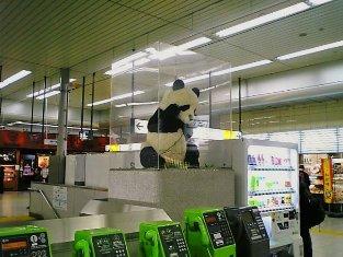 上野駅喜多そばで天ぷらうどんを食べる002
