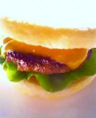 チーズハンバーグマフィン001
