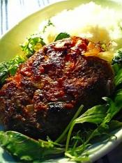 野菜ハンバーグランチのお話001