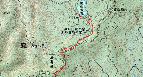1101碁石ヶ峰ログ