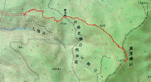 1102高落場山ログ