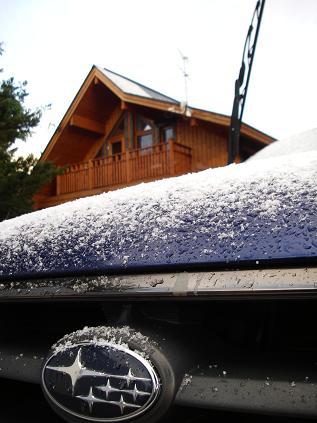 初雪 その1