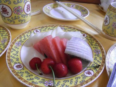 仿膳莊果物