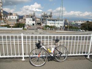 富士川渡って
