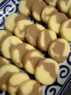お手製クッキー