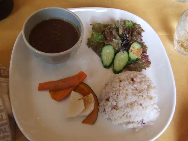 20070923-野菜カレー