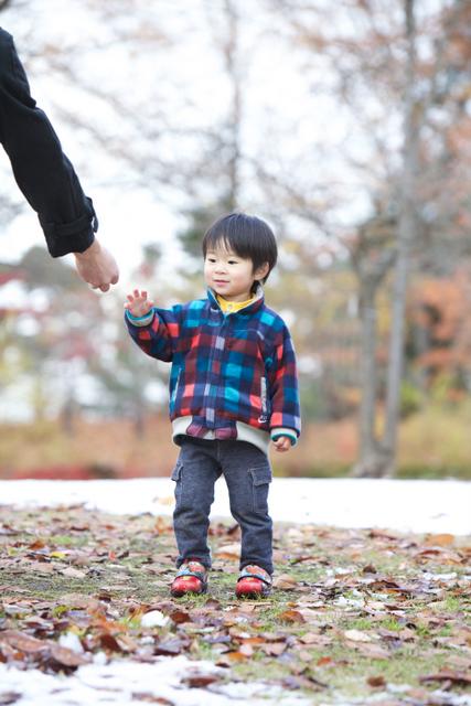 子ども 成長記録 年賀状 記念 撮影 写真 弘前 キッズロケーション