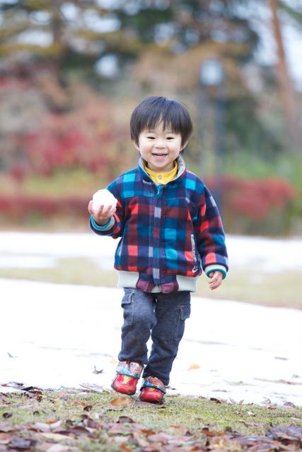 弘前 子ども 成長記録 キッズロケーション 年賀状 写真 撮影
