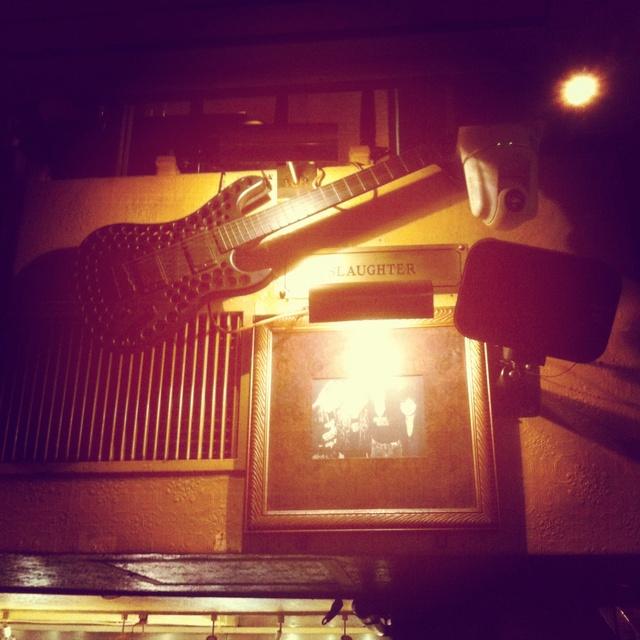 東京 六本木 ハードロックカフェ スローター