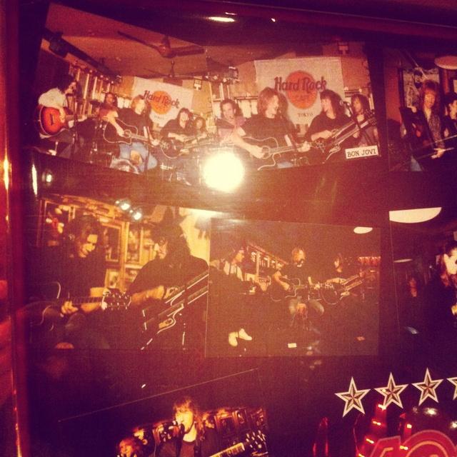 東京 六本木 ハードロックカフェ