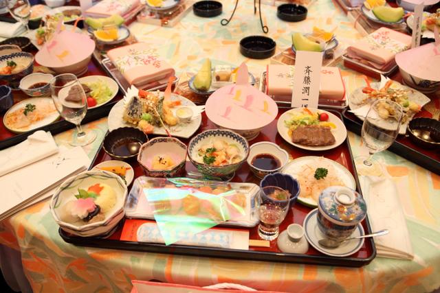 秋田県 鹿角市 花輪 披露宴