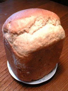 バナナ黒糖パン