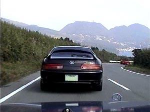 箱根ツーリングの映像