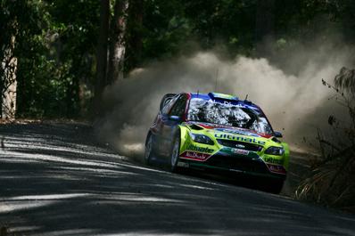 WRC ラリー・オーストラリア