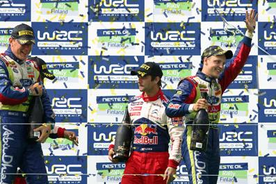 WRCラリー・フィンランド