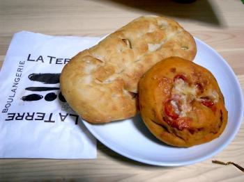 ラ・テールのパン