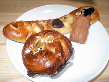 サクラベーカリーのパン