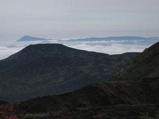 岩手山・八幡平方面