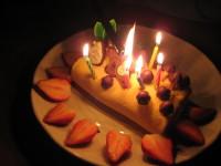 24日のケーキ♪