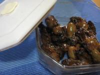 カキの黒胡椒煮