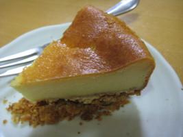 チーズケーキ カット
