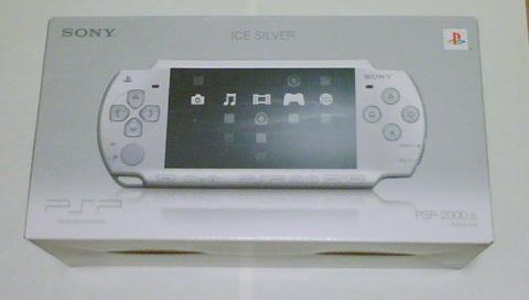 PSP-2000レビュー1