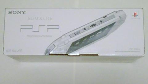 PSP-2000レビュー2