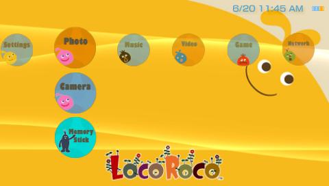 LocoRoco Theme