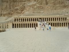 ヒプノセラピー スピリチュアルライフ エジプト ナイル川 ルクソール 世界遺産 ハトシェプスト女王葬祭殿