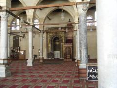 ヒプノセラピー スピリチュアルライフ エジプト オールドカイロ イスラム教 寺院 ガーマ・アムル