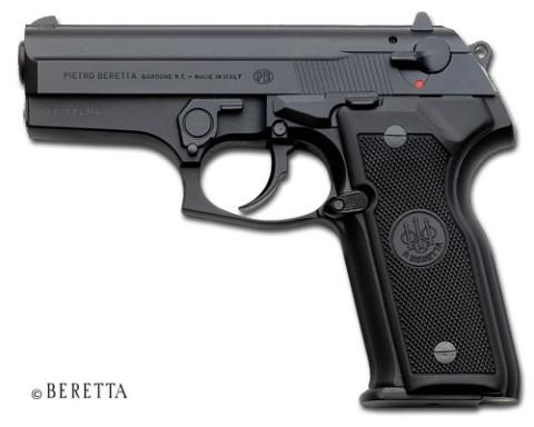Beretta M8000クーガー