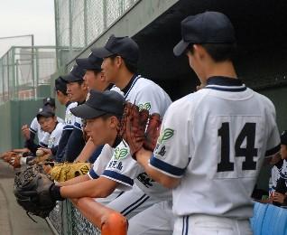 スポーツかごんまニュースある一日・樟南野球部(毎月7日更新)