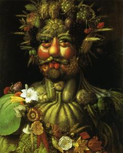 果物と野菜がいっぱい♪