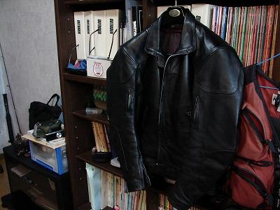 2009.9.12革ジャン準備