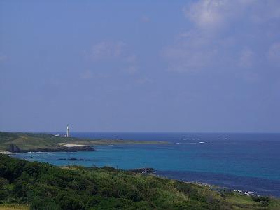 10:35角島灯台