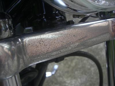 2009.10.3アルミ磨き