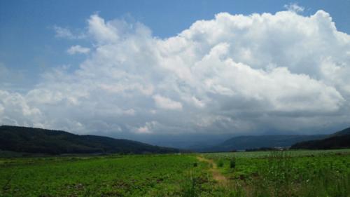 16toucu the sky